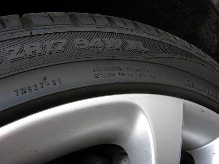 CarChem Tyre Dressing 7 dni po aplikacji - konserwacja opon