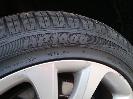 CarChem Tyre Dressing 21 dni po aplikacji - konserwacja opon